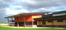 Aubin Grove Sports Pavilion 01