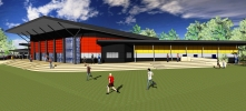 Charles Riley Community Sports Facility 01